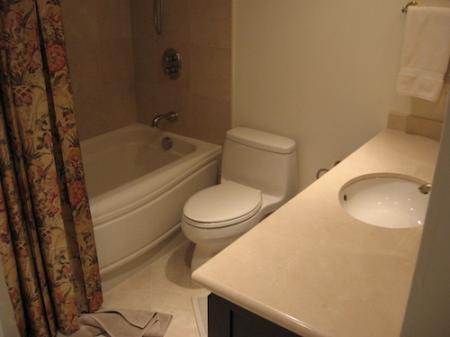 Bathroom Renovated